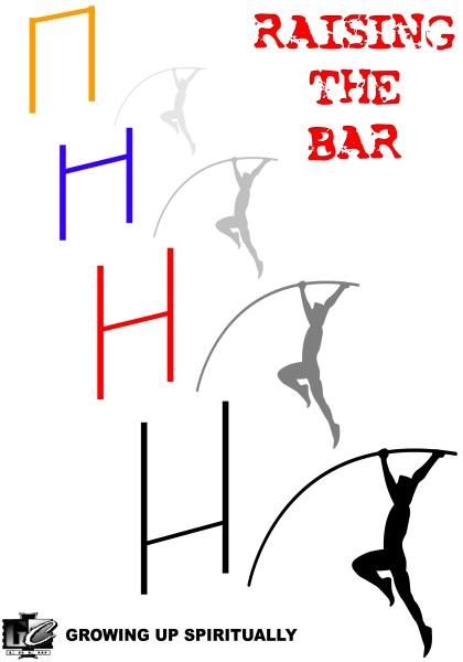 Raising the Bar, Again | Willohroots Raising The Bar