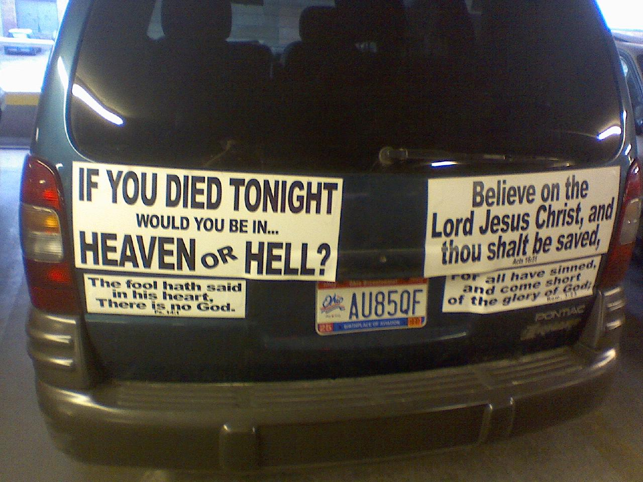 Religious Get Well Cars